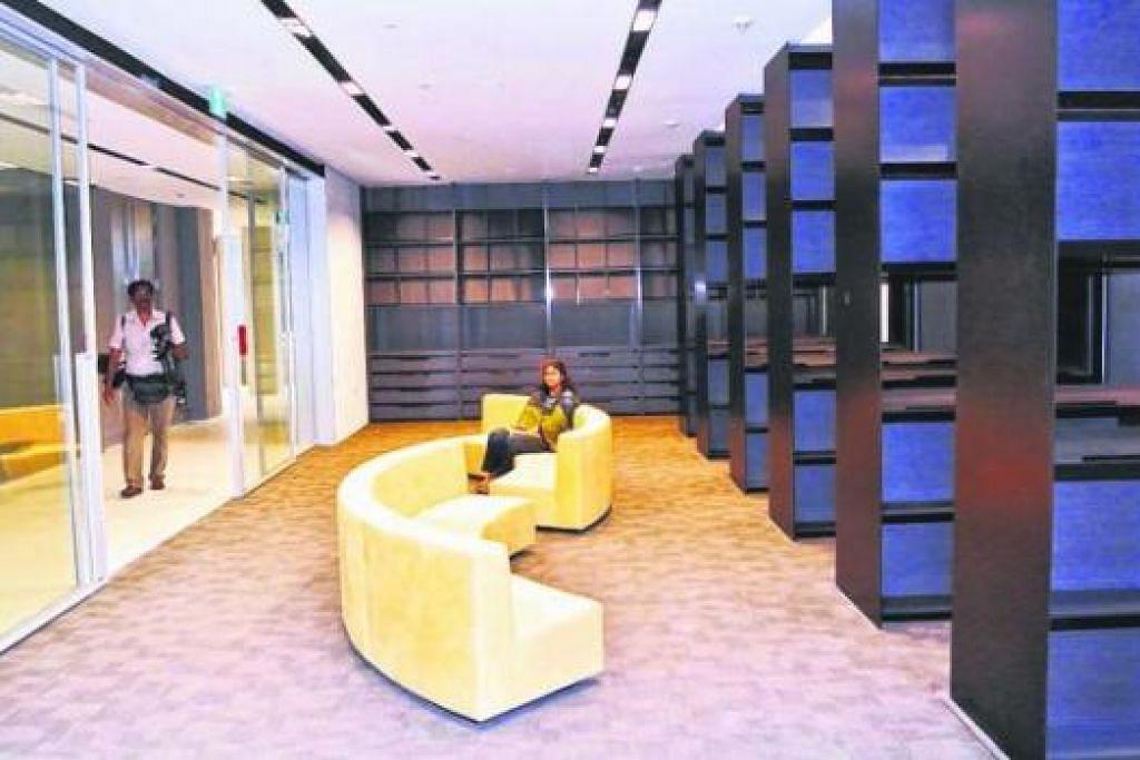 TINGKAT UPAYA REKA BENTUK: Apabila dibuka awal tahun depan, SME boleh mengunjungi pusat itu untuk meningkatkan keupayaan mereka mengenai aspek reka bentuk dalam perniagaan mereka. - Foto JOHARI RAHMAT