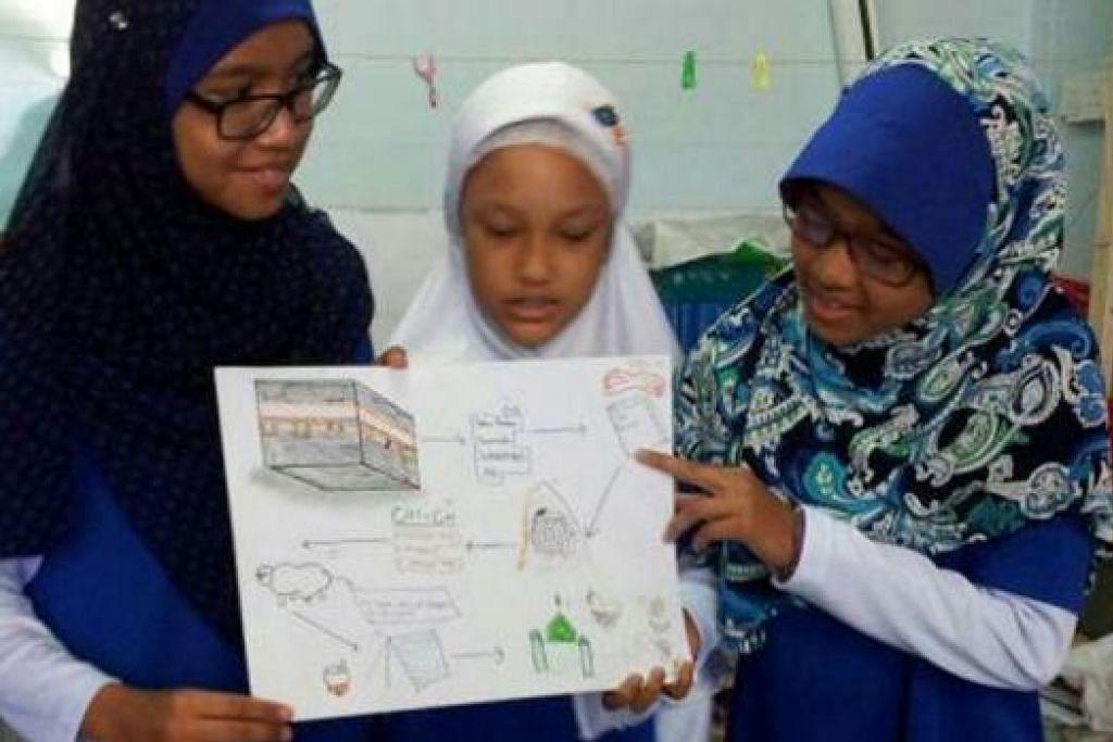 DIDIKAN MENYELURUH: Para pelajar di Mahad Al-Nasry didedahkan dengan kurikulum yang mampu meraih pengetahuan serta membina keyakinan diri lebih tinggi. – Foto MAHAD AL-NASRY