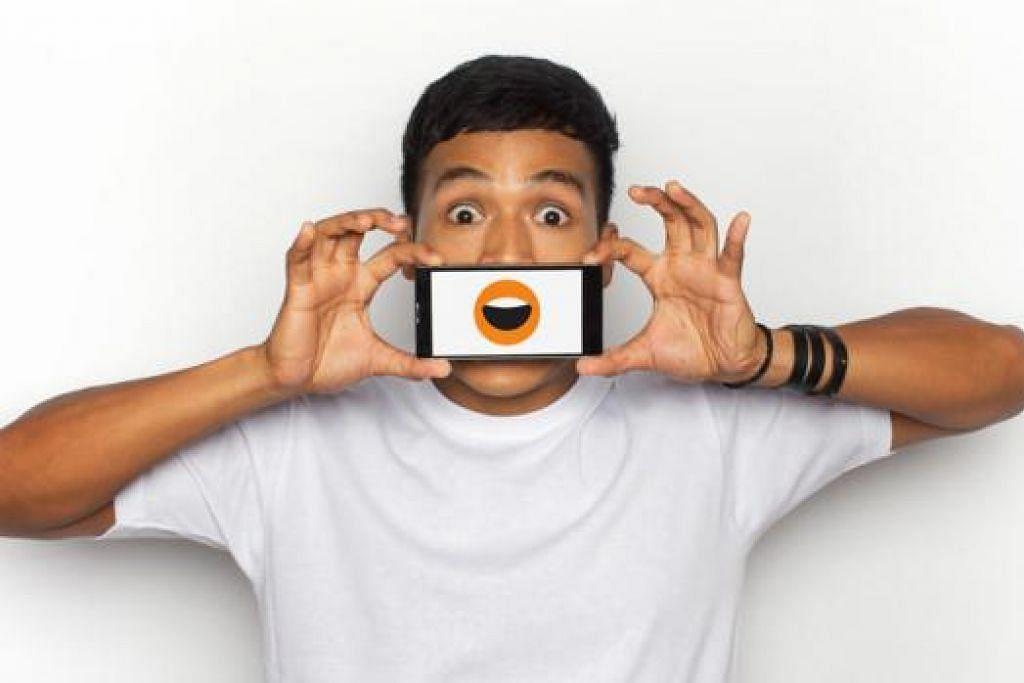PERCUMA: Aplikasi bimbit baru yang menawarkan panggilan percuma menerusi Internet, Nanu, turut membolehkan panggilan yang dibuat kepada pengguna tidak menggunakan Nanu. - Foto NANU