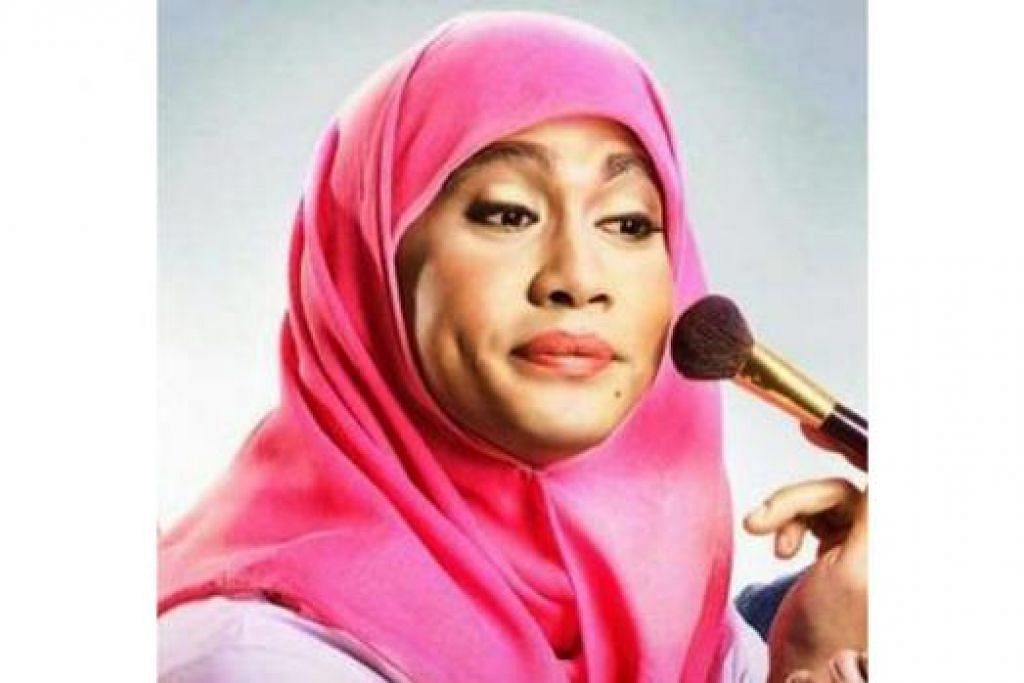 JUMPA PEMINAT SINGAPURA: Fizz Fairuz akan menemui peminat di satu sesi perjumpaan pada 10 Ogos ini. - Foto SHOWBIZZ PRODUCTIONS