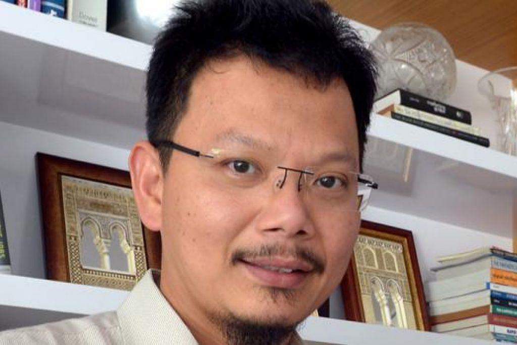 PRESIDEN MHPA: Dr Zuraimi Mohamed Dahlan.