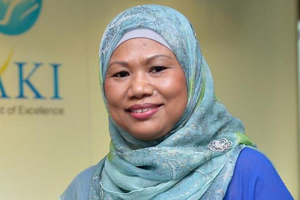 CIK MOLIAH HASHIM: Rasa bangga kerana sumbangan RRG bukan hanya kepada masyarakat Melayu/Islam sahaja.