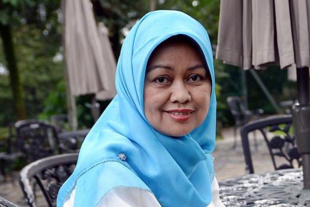 CIK TUMINAH SAPAWI: RRG berjaya memastikan apa juga kesangsian mengenai Islam dan masyarakat Muslim di sini dapat ditangani.