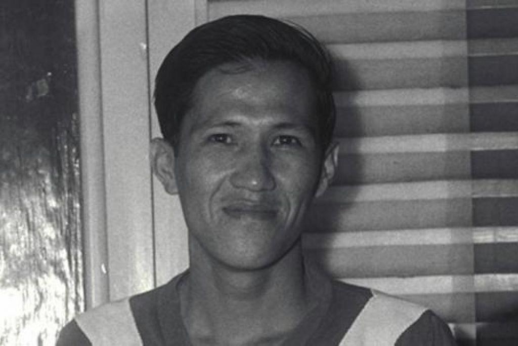 LEE KOK SENG: Pernah jadi kapten pasukan nasional era 1950-an. - Foto fail