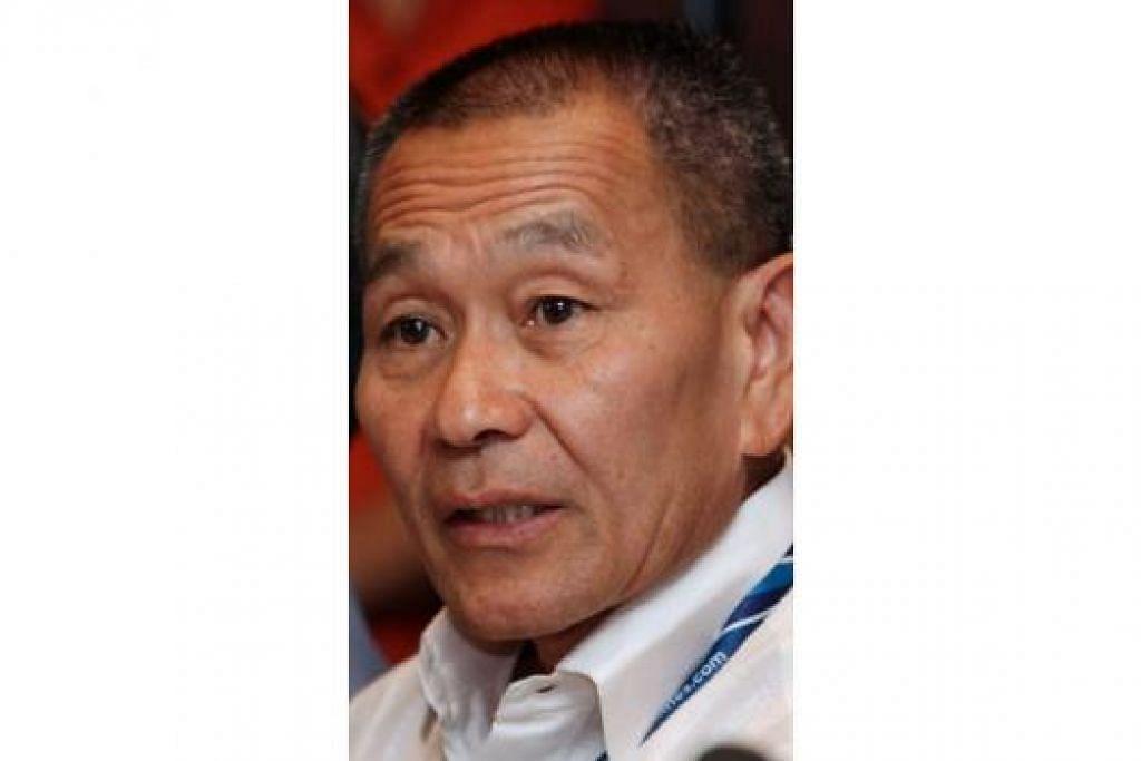 ENCIK AHMAD JAUHARI: Tempoh khidmat CEO MAS ini dijadualkan tamat pada pertengahan bulan depan. - Foto BLOOMBERG