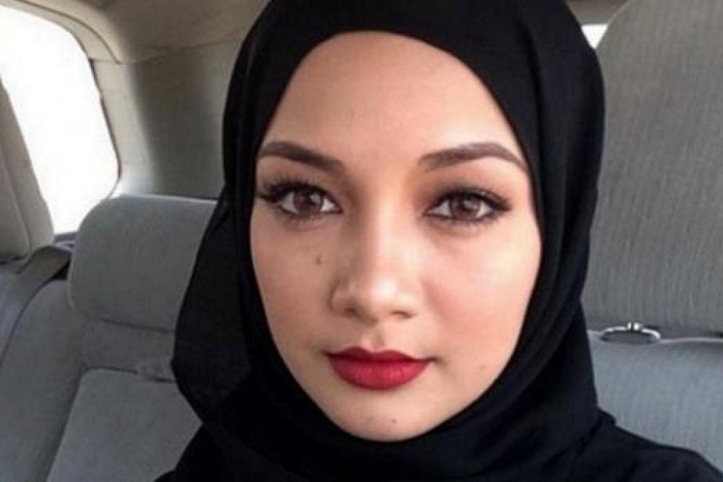 DIKAITKAN DENGAN KERABAT DIRAJA: Pelakon jelita dari Kelantan ini dikatakan bakal disunting anggota kerabat diraja dari sebuah negeri di Pantai Timur. - Foto INSTAGRAM