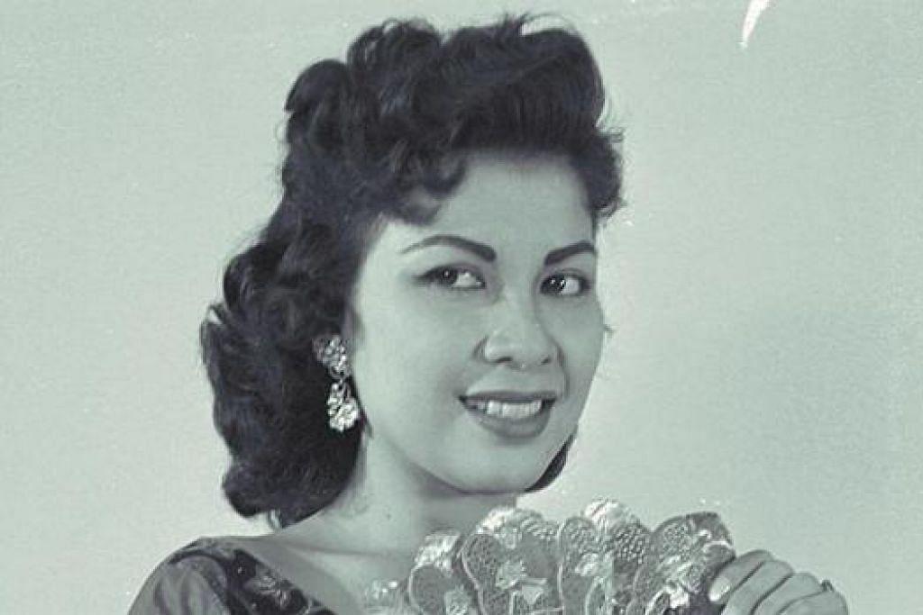 ANTARA YANG DISUNTING KERABAT DIRAJA: Selebriti seperti Maria Menado (gambar) dan Mazuin Hamzah merupakan artis yang berkahwin dengan kerabat diraja. - Foto fail dan Internet