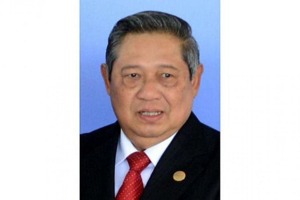 DR SUSILO BAMBANG YUDHOYONO