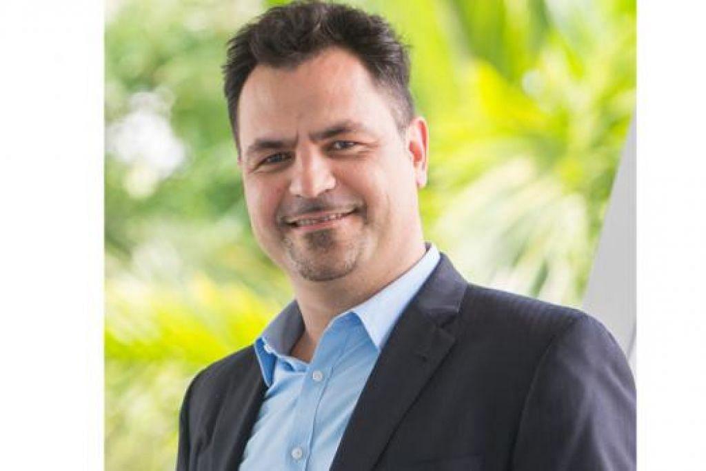 Profesor Emir Hrnjic, Pengarah Pendidikan dan Jangkauan (Outreach) Pusat Kajian dan Pelaburan Pengurusan Aset Sekolah Perniagaan Universiti Nasional Singapura (NUS).