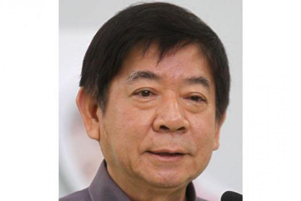 """""""Lembaga Perumahan dan Pembangunan (HDB) akan menimbangkan keadaan setiap kes untuk menyediakan perumahan sesuai, mengambil kira kesihatan warga tua, status kewangan dan adanya sokongan keluarga."""" - Encik Khaw Boon Wan."""