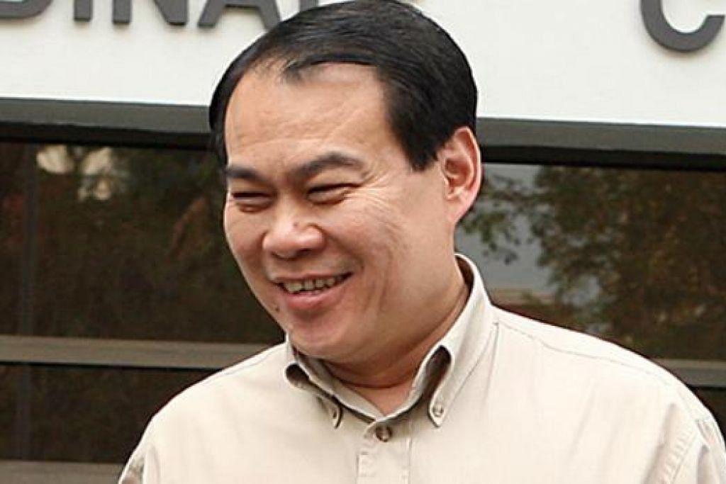 Setiausaha Persatuan Kemasyarakatan Prihatin Johor-Singapura (JSCA), Encik Muhammad Mazlan Abdullah,