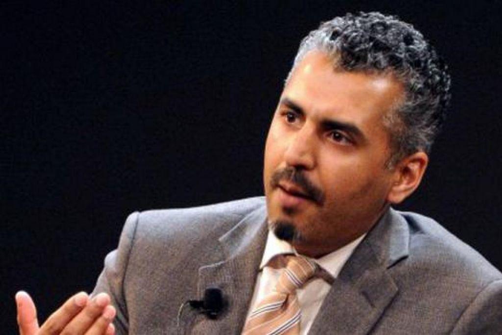 SERUAN TERBUKA: Maajid Nawaz, bekas radikal yang memimpin Yayasan Quilliam demi membantu penjihad tersasar dan membina harmoni di Britain. Seruan terbukanya buat Muslim Barat agar bertaubat dan serah diri. – Foto ihsan Daily Beast.