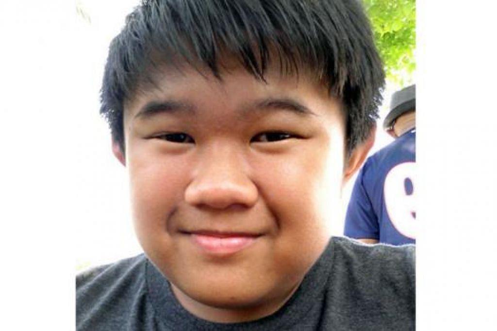Muhammad Izzul Irfan adalah pelajar menengah tiga di Raffles Institution.
