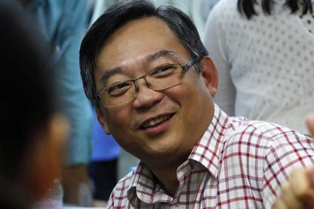 ENCIK GAN KIM YONG: Dijangka berkongsi pengalaman usaha Singapura membolehkan penjagaan kesihatan bermutu lebih mudah didapatkan dan dimampui rakyat.