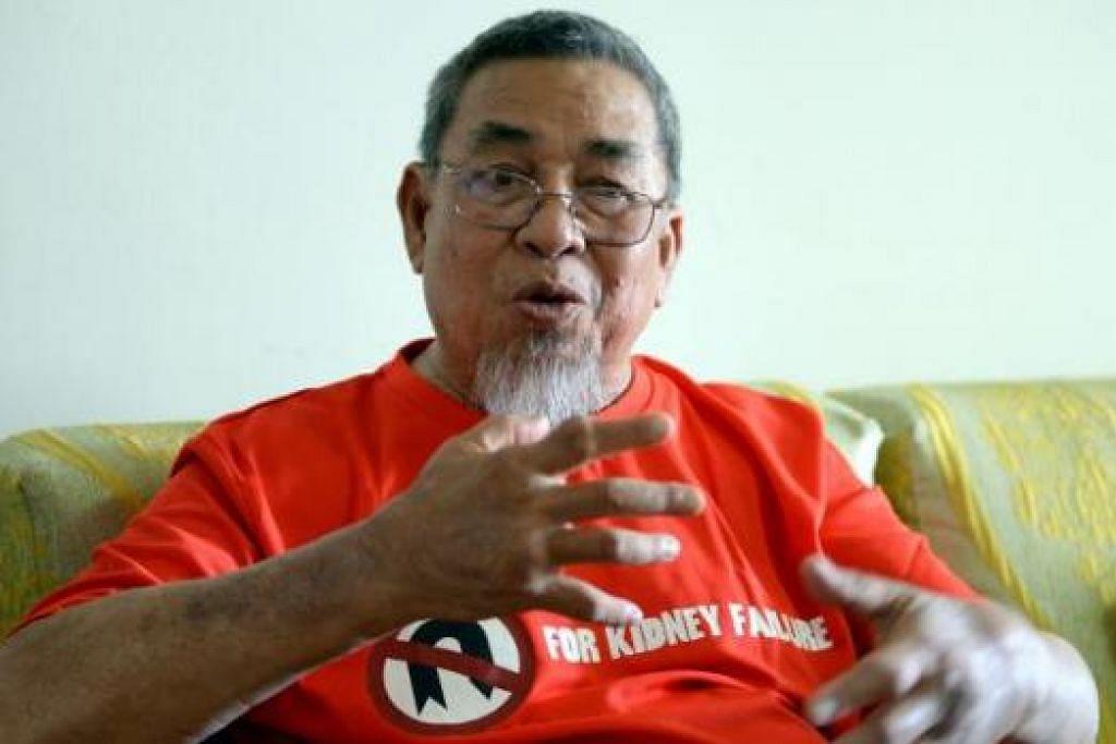 Encik Muhammad Ali Amat.