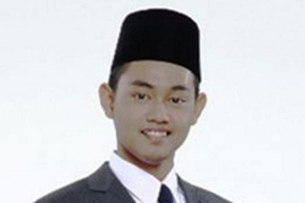 USTAZ MUJAHID SUHAIMI >> FINALIS: Ustaz ini merupakan salah seorang finalis musim kedua Imam Muda di Malaysia. - Foto fail ASTRO