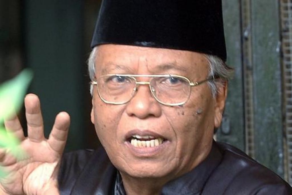ALLAHYARHAM HARUN ABDUL GHANI