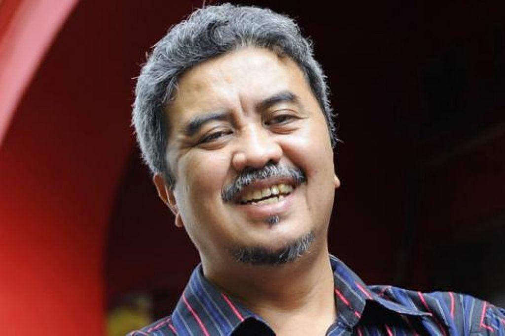 TEROKA HATI: Isa Kamari berjaya dalam meneroka bukan hanya pemikiran bahkan hati 44 penyair Singapura daripada yang tua sehingga yang muda. Olahannya bersahaja tetapi mendalam menggarap permasalahan masyarakat Melayu dalam mengatasi sindrom minoriti, hasrat terpendam sehingga citra di persada jagat.