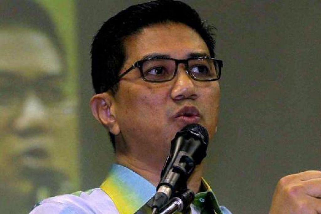 ENCIK AZMIN: Diminta hadir ke Istana Alam Shah Klang pada 10.30 pagi ini bagi menjalani Istiadat Angkat Sumpah dan Ikrar Jawatan Aku Janji serta pengurniaan Surat Cara Pelantikan Datuk Menteri Besar Selangor. - Foto THE STAR