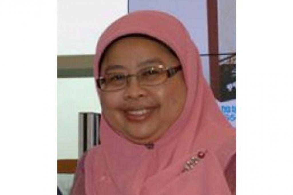 DR HADIJAH: Akan mengetuai projek dokumentasi persuratan Melayu Singapura.