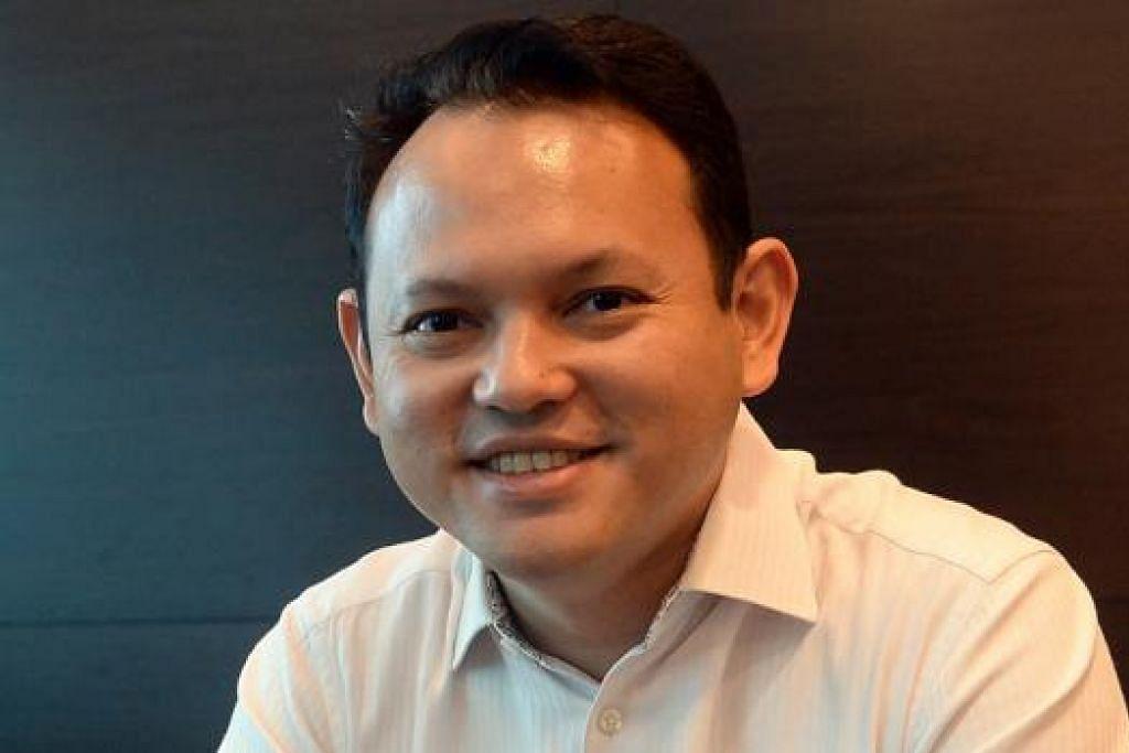 ENCIK ZAQY: Diamanahkan untuk terus terajui jawatankuasa Bulan Bahasa.