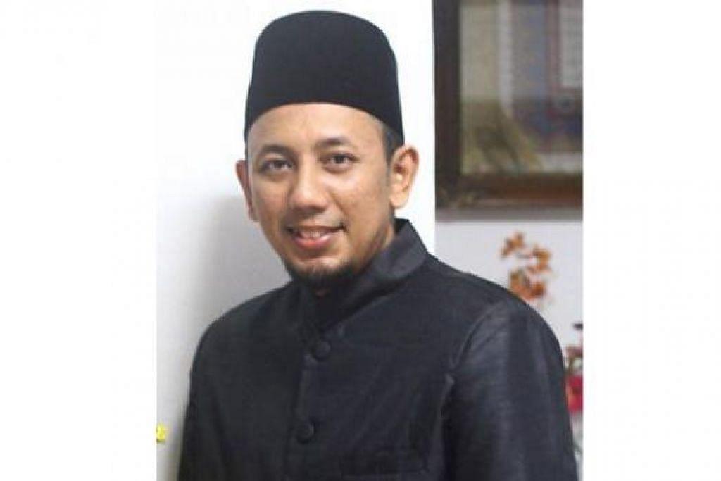Imam Eksekutif Masjid Al-Istiqamah, Ustaz Mohammad Taufiq Mohamed Ismail, 34 tahun.