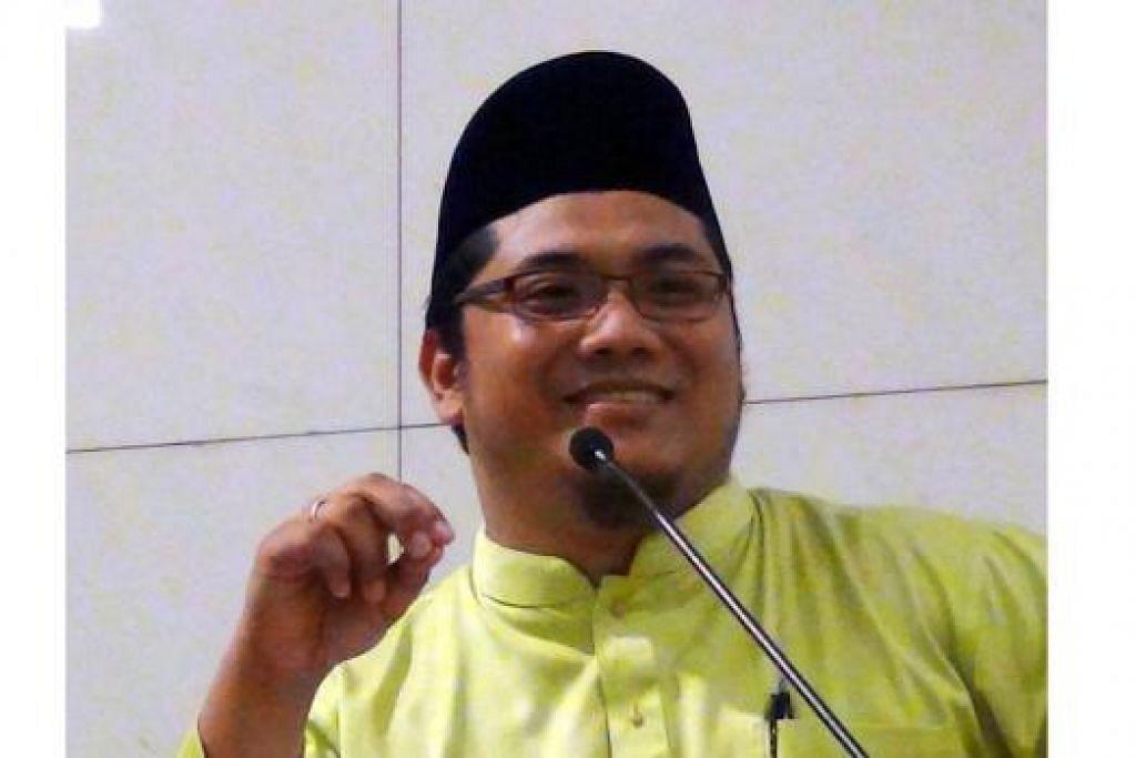 Pegawai Perhubungan Awam Persatuan Muhammadiyah, Ustaz Muhd Ishlaahuddin Jumat, 29 tahun.