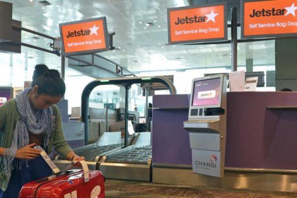 HADIAH PELANCONGAN MISTERI MENANTI: Penyertaan peraduan Jetstar Wildcard dibuka kepada pelanggan Jetstar yang membuat tempahan yang sah antara 25 September dengan 25 Oktober 2014. Anda boleh mendapatkan maklumat lanjut dengan melungsuri www.jetstar.com/sg/en/wildcard. - Foto fail