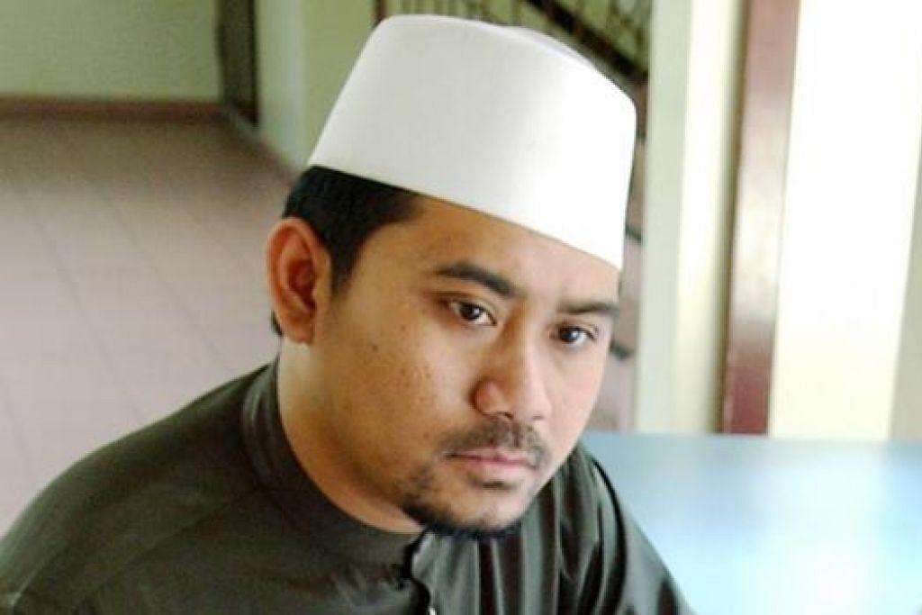 Ustaz Mohamed Mazdiuky Md Ishak