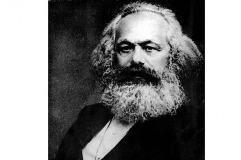 KARL MARX: Mencetuskan komunisme, sebagai matlamat hidup sempurna daripada fahaman sosialisme.