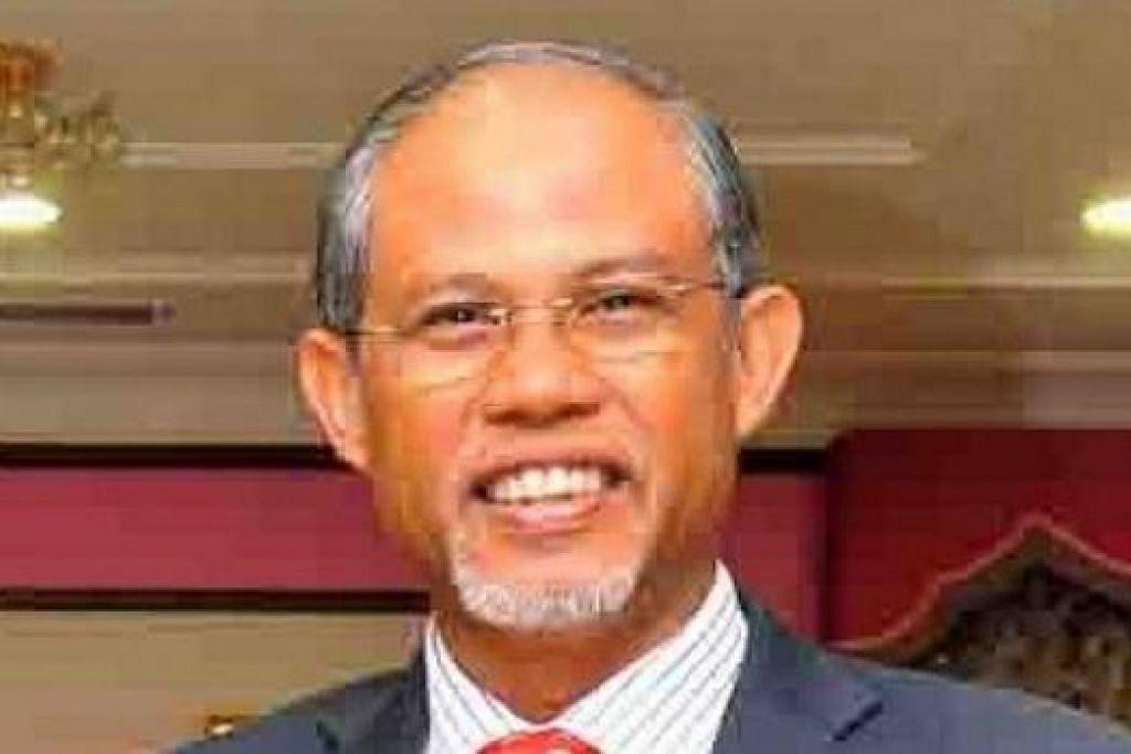 ENCIK MASAGOS: Ulangi komitmen Singapura menyokong usaha pembangunan keupayaan Penguasa Nasional Palestin.