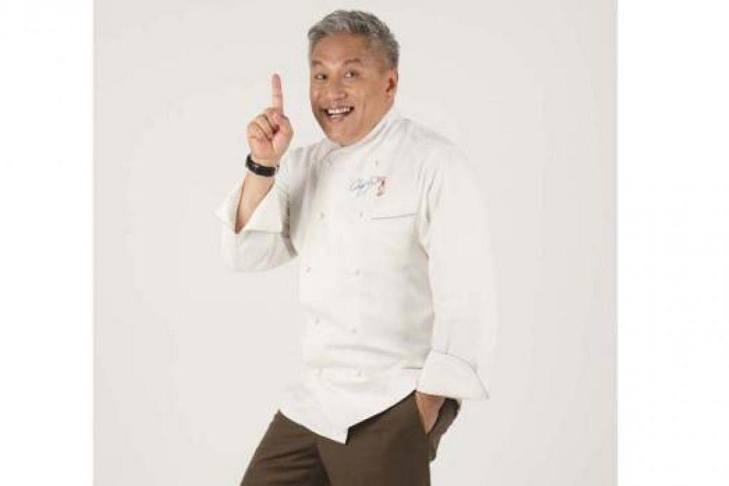 CEF WAN: Pemenang berpeluang bukan sahaja melancong bersama Cef Wan di Australia, malah merasai hidangan lazat yang bakal disiapkan sendiri olehnya. - Foto TOURISM WESTERN AUSTRALIA