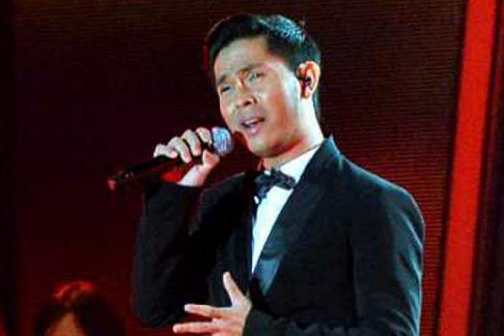 Penyanyi Indonesia Cakra Khan