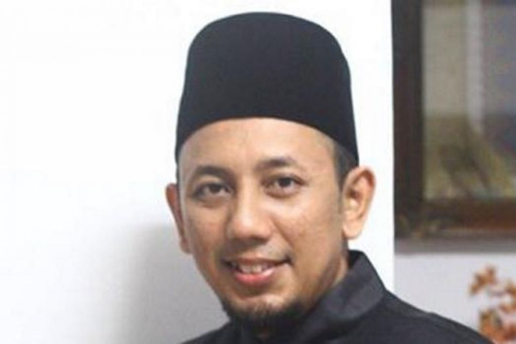 Imam Eksekutif Masjid Al-Istiqamah, Ustaz Mohammad Taufiq Mohamed Ismail