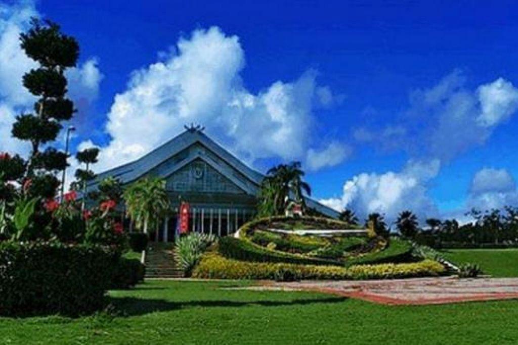 UNIVERSITI UTARA MALAYSIA: Di sinilah Seminar Dunia Melayu III pernah diadakan pada 1988 sempena Hari Keputeraan Sultan Kedah. - Foto UNIVERSITI UTARA MALAYSIA.