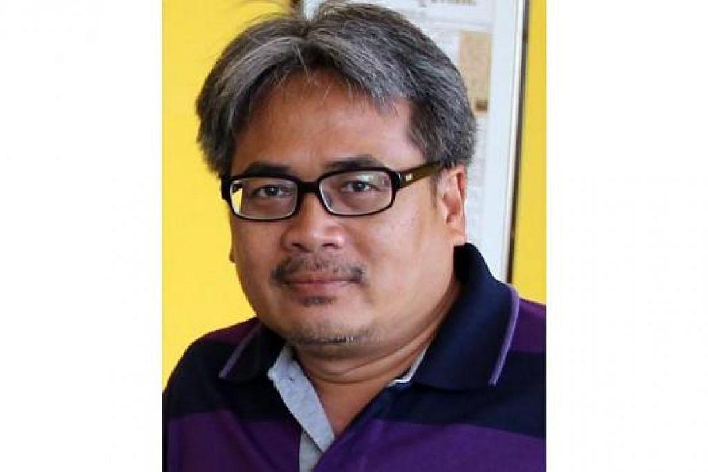 Encik Othman Ismail.