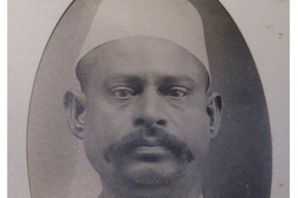 MURAH HATI: Allahyarham M. Abdul Rahiman, pengasas Restoran Islamic, merupakan seorang peniaga yang dermawan. – Foto TAUFIK A. KADER