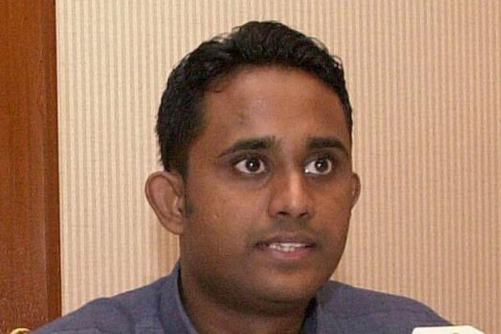 Dr Mohamed Nawab Mohamed Osman.