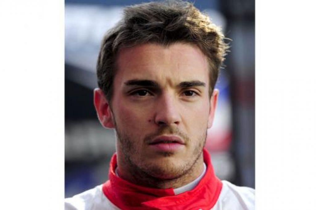 SALAH PEMANDU?: Kemalangan melibatkan Jules Bianchi di Grand Prix Jepun pada 5 Oktober lalu disifatkan sebagai kesilapan pemandu, di mana Bianchi dipercayai lewat mengurangkan kelajuan kenderaannya. - Foto AFP