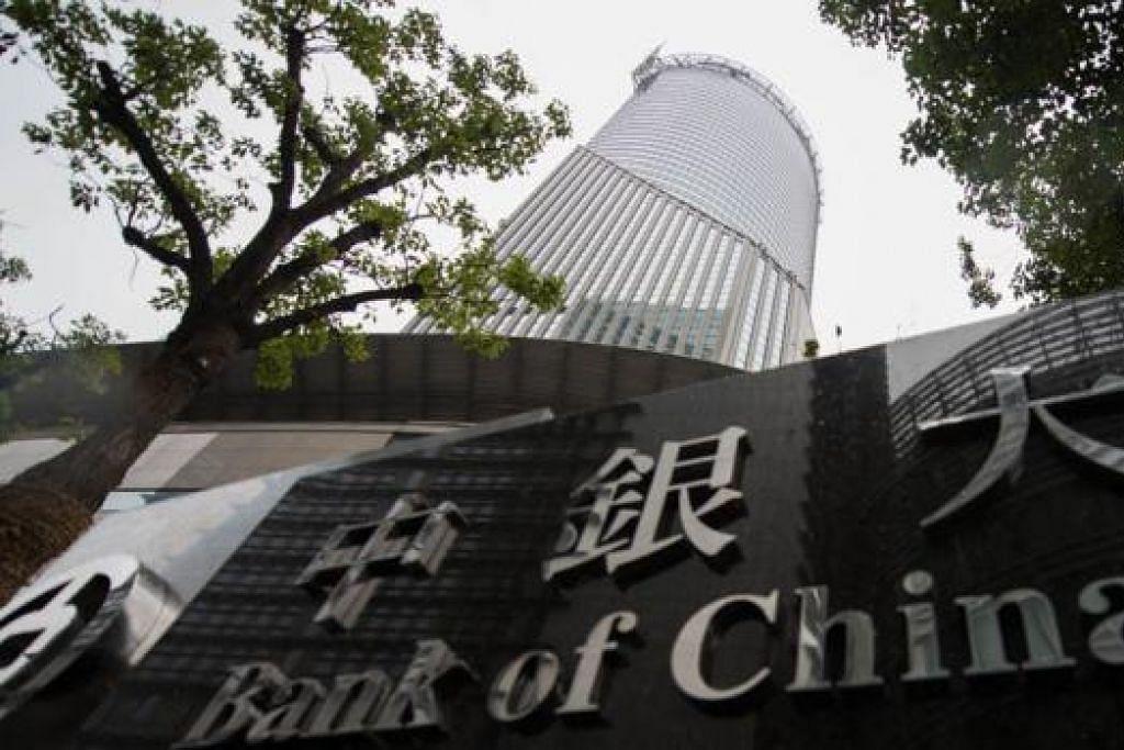 PERTUMBUHAN EKONOMI: Ekonomi China dijangka tumbuh 7 peratus tahun depan (daripada 7.5 peratus tahun ini). - Foto AFP