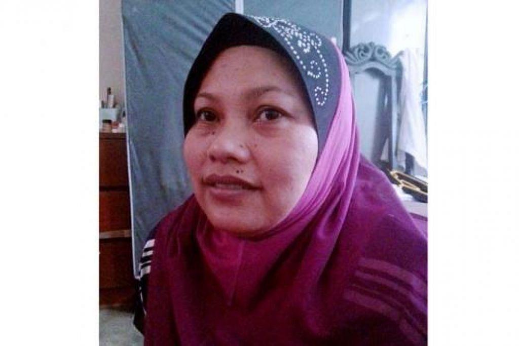 CIK DIYAH KARTO: Tukang masak warga Indonesia yang memegang permit kerja di Malaysia akui caj tambahan hospital kerajaan bakal membebankan. – Foto-foto WAN NURMAWATI ABDUL RANI