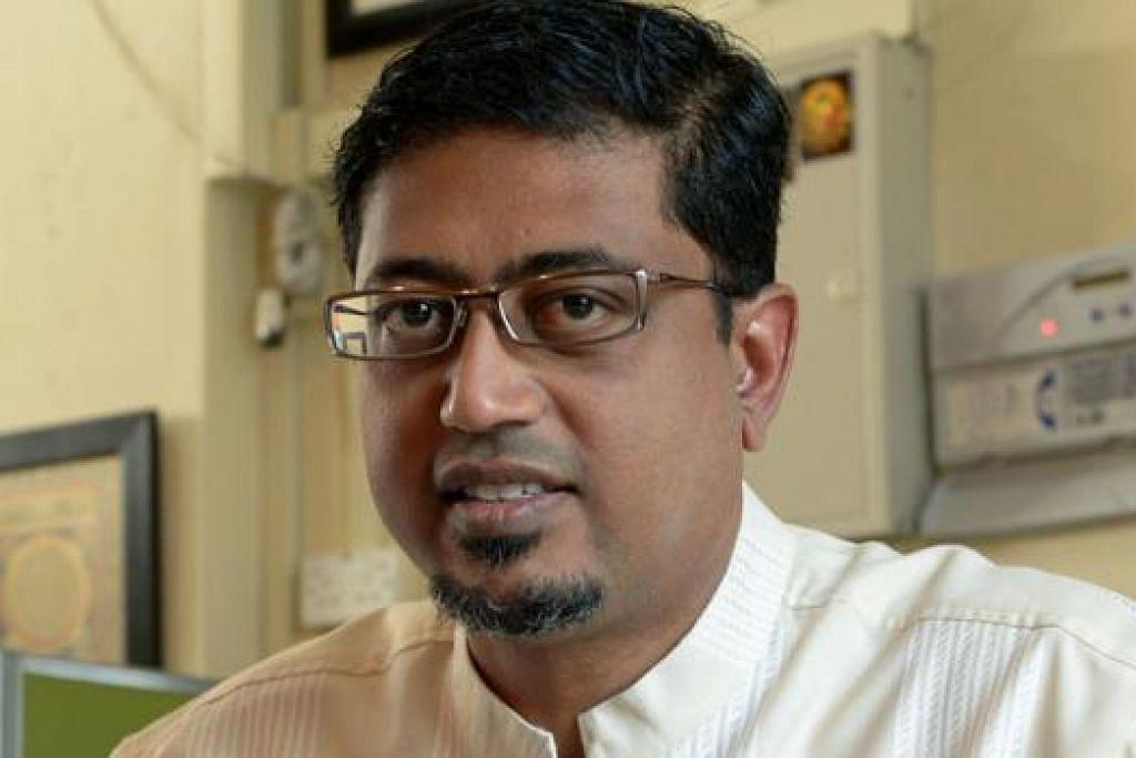 ENCIK MOHAMED NASSIR ABDUL SUKKUR: Ketua Projek Asrit.