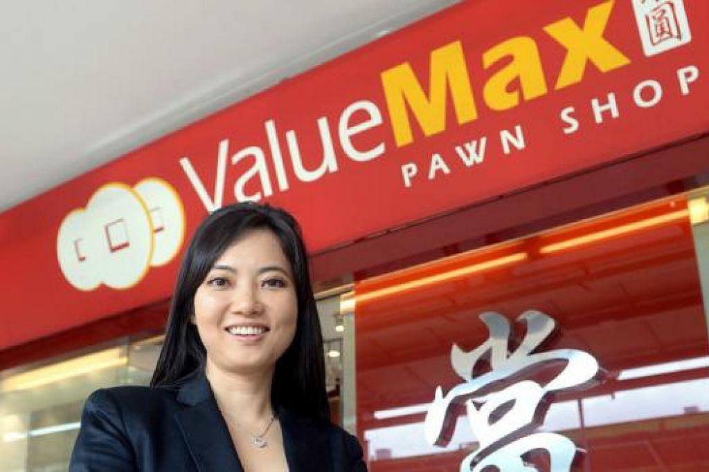 BERKEMBANG: Cik Yeah merupakan generasi kedua yang menguruskan perniagaan keluarganya yang disenaraikan di papan utama SGX sejak tahun lalu.