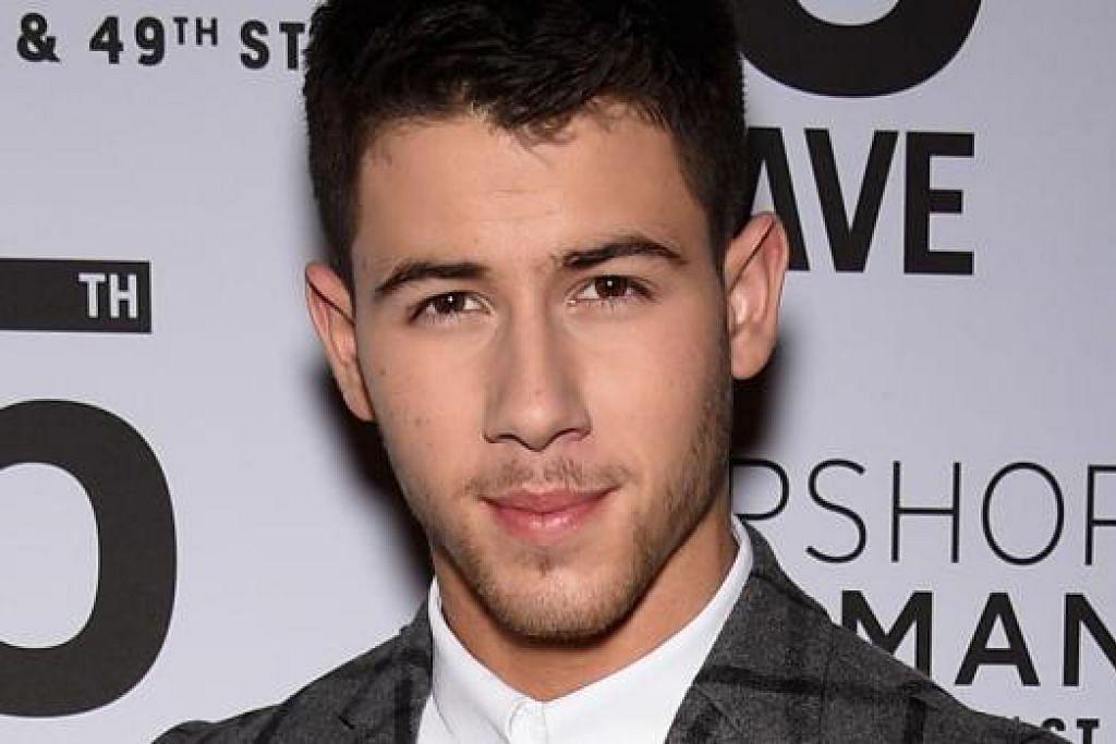 LEBIH MATANG: Dahulu Nick Jonas seorang idola ramai remaja, tetapi kini mula beralih kepada era artis dewasa. - Foto AFP