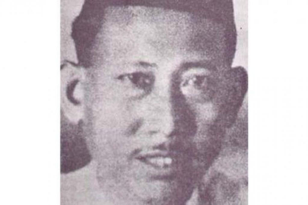 ALLAHYARHAM ABDUL RAHIM KAJAI: Cikgu Ariff terpengaruh dengan tulisannya.