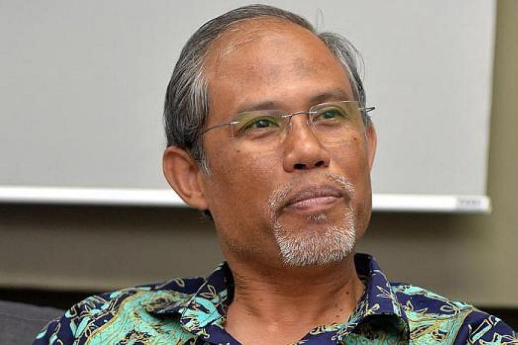 RANGSANGAN BAHASA: Minat meluas kalangan rakyat Singapura pada bahasa Melayu akan dikaji Majlis Bahasa Melayu Singapura, kata Encik Masagos Zulkifli Masagos Mohamad.
