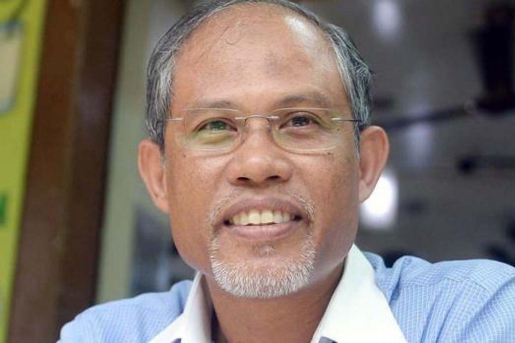 MASAGOS ZULKIFLI MASAGOS MOHAMAD: Bentang laluan hari muka Majlis Bahasa Melayu. - Foto fail