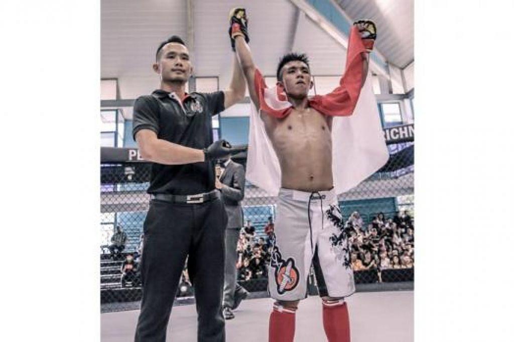 - Foto MMA FEDERATION SINGAPORE