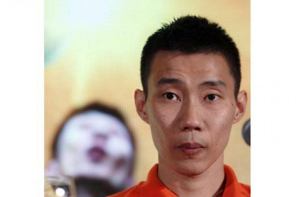 DATUK LEE CHONG WEI: Mendapat sokongan tidak berbelah bahagi daripada pihak penaja. - Foto REUTERS