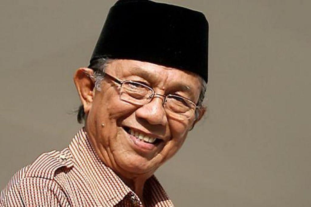 SENTIASA MENGHIBUR: Allahyarham Aziz Sattar merupakan seorang pelakon dan pelawak terbaik dalam era filem Melayu.